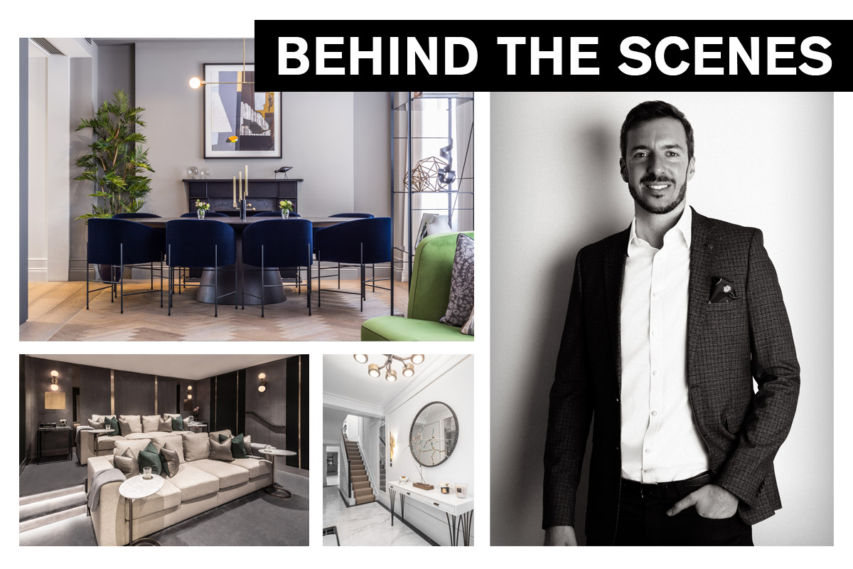 Behind the Scenes with Design Studio Manager, James Ashfield