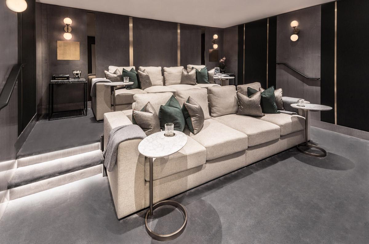 Interior design by Rigby & Rigby