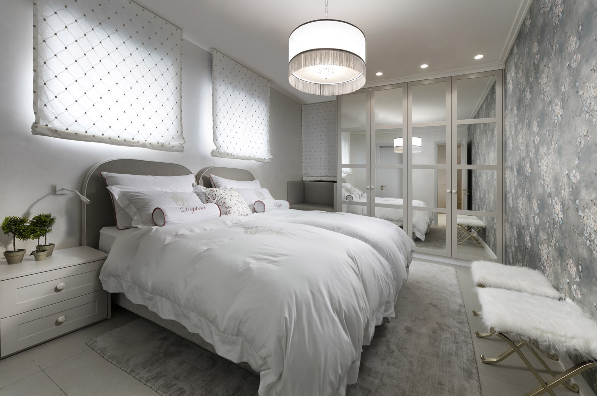 Interior designs by Annette Frommer