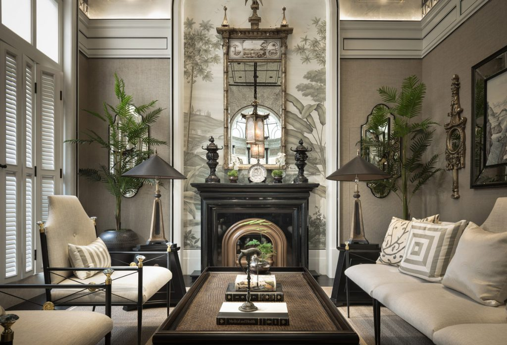Capturing Classical Chinese Style with Alluring Oriental Character