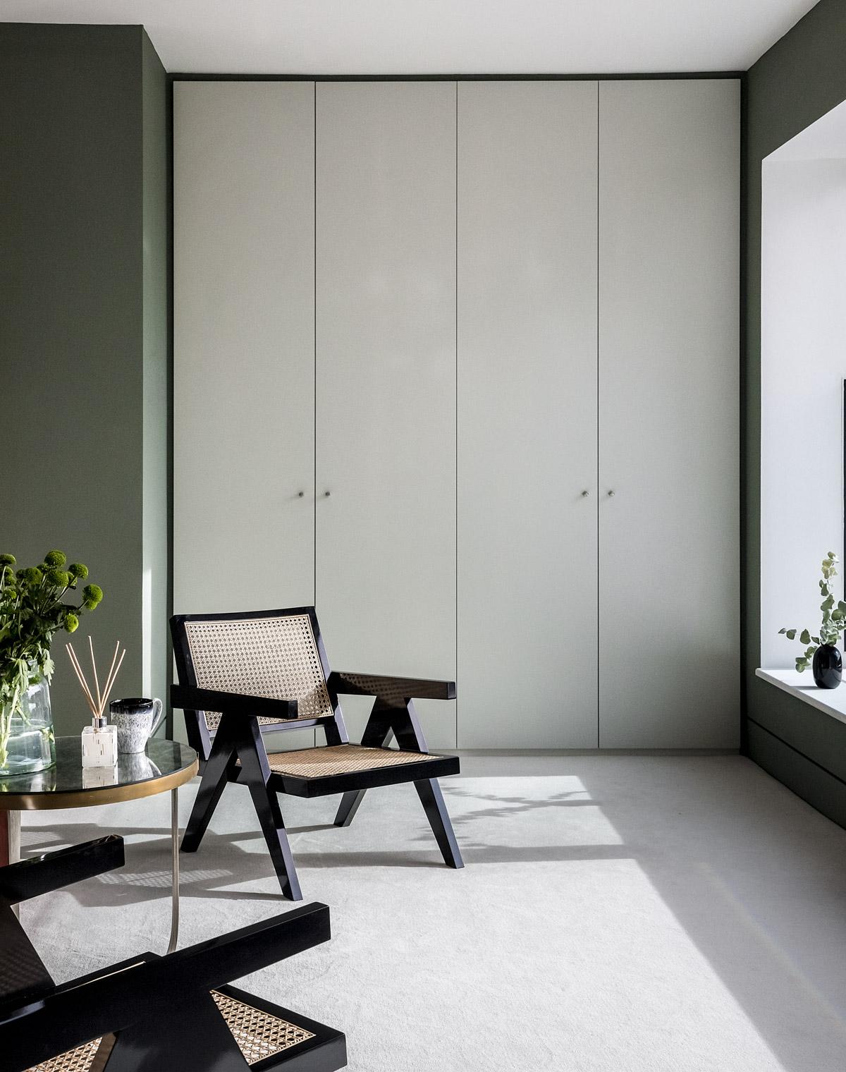 loft apartment, Loft Apartment Designed to Reflect its Urban Soho Surroundings
