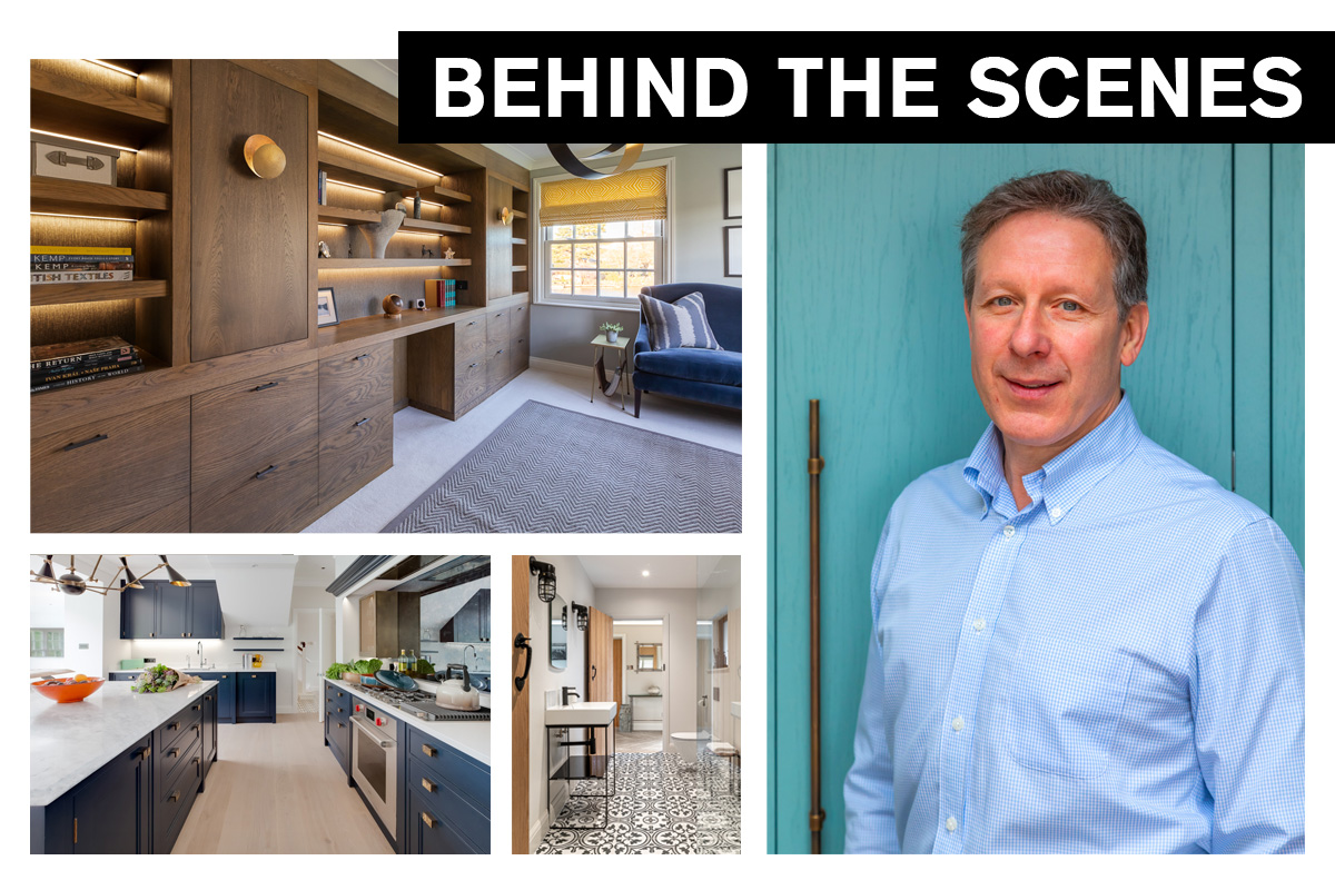 Behind the Scenes with Mark Taylor Design