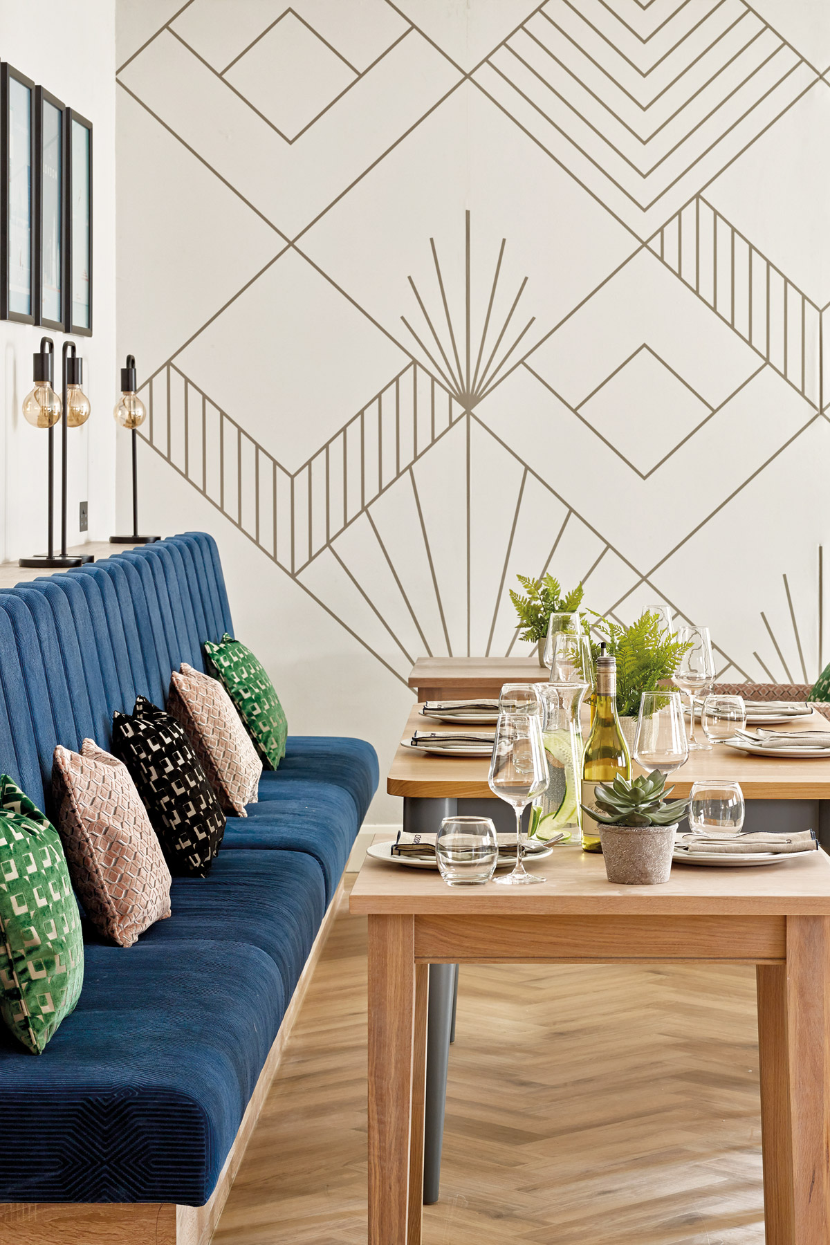 care home design, Contemporary Art Deco Care Home Surpasses Traditional Expectations