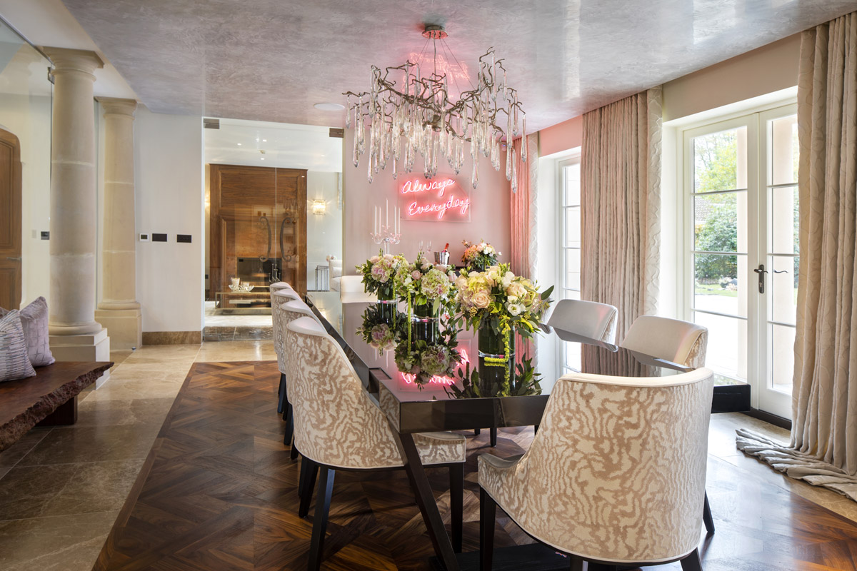head of interior design, Behind the Scenes with Head of Interior Design, Gill Surman