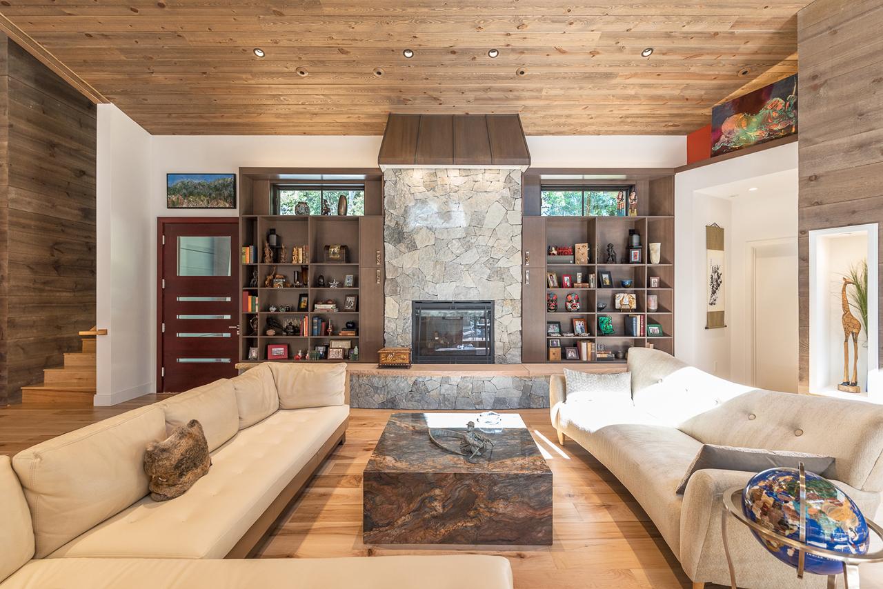 Residential Design Celebrates Its Surrounding Nature