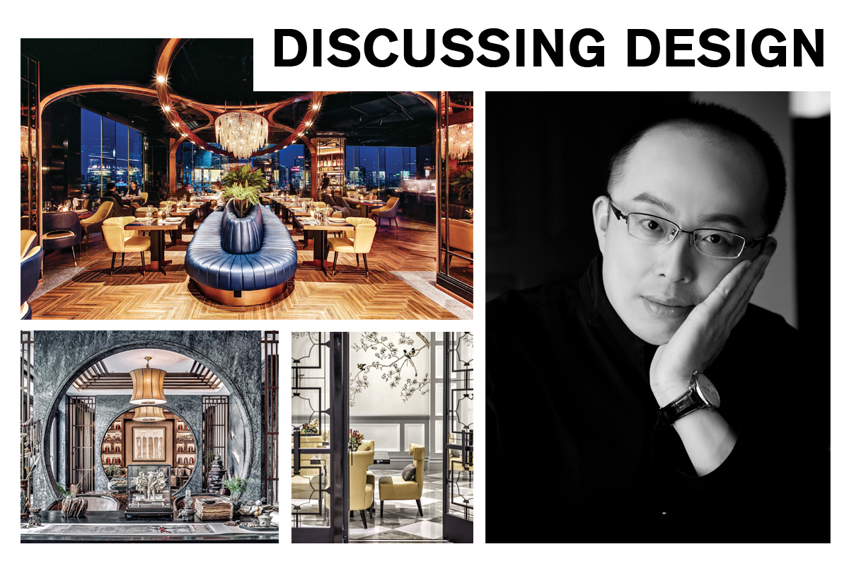 Discussing Design with Design Director, David Chang