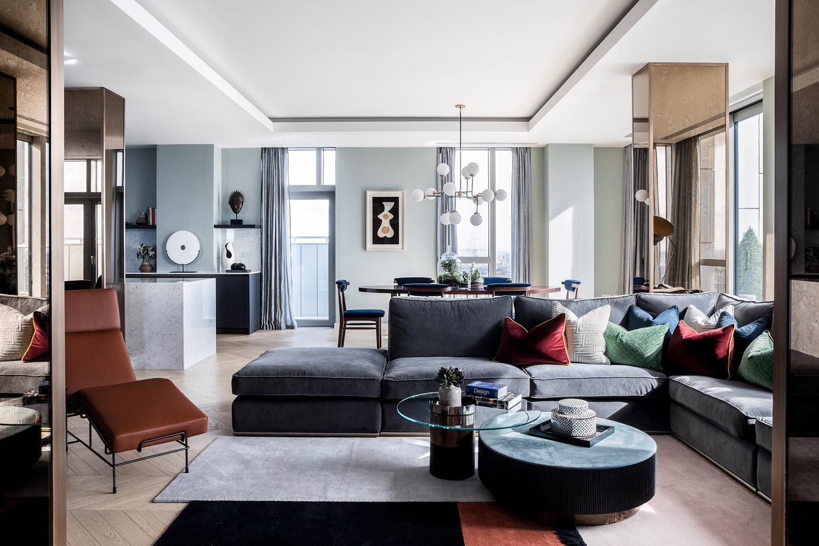 interior design, Behind the Scenes with Richard Angel