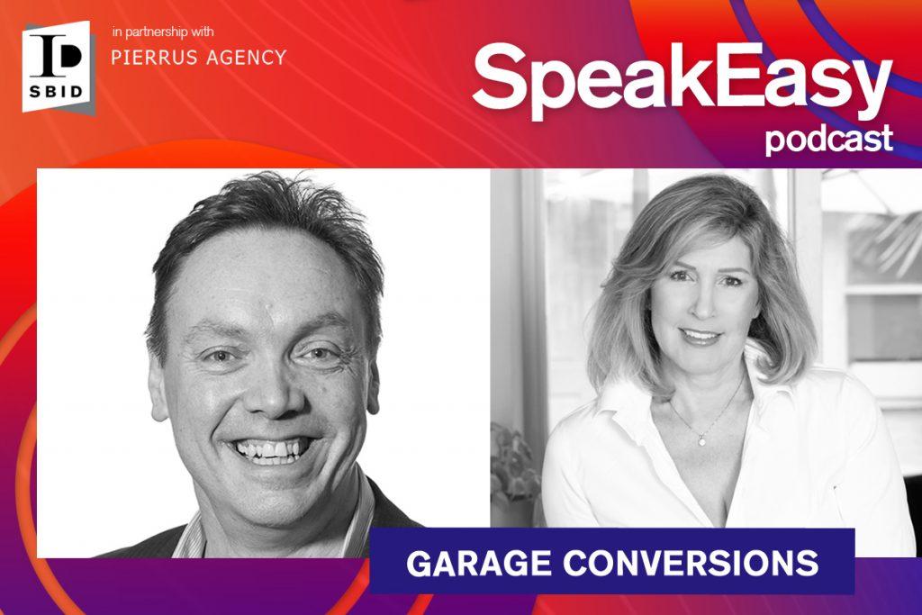 SpeakEasy with Geoff Wilkinson: Garage Conversions