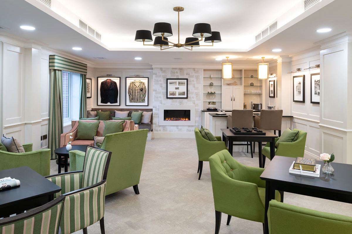 The Art of Care Home Design