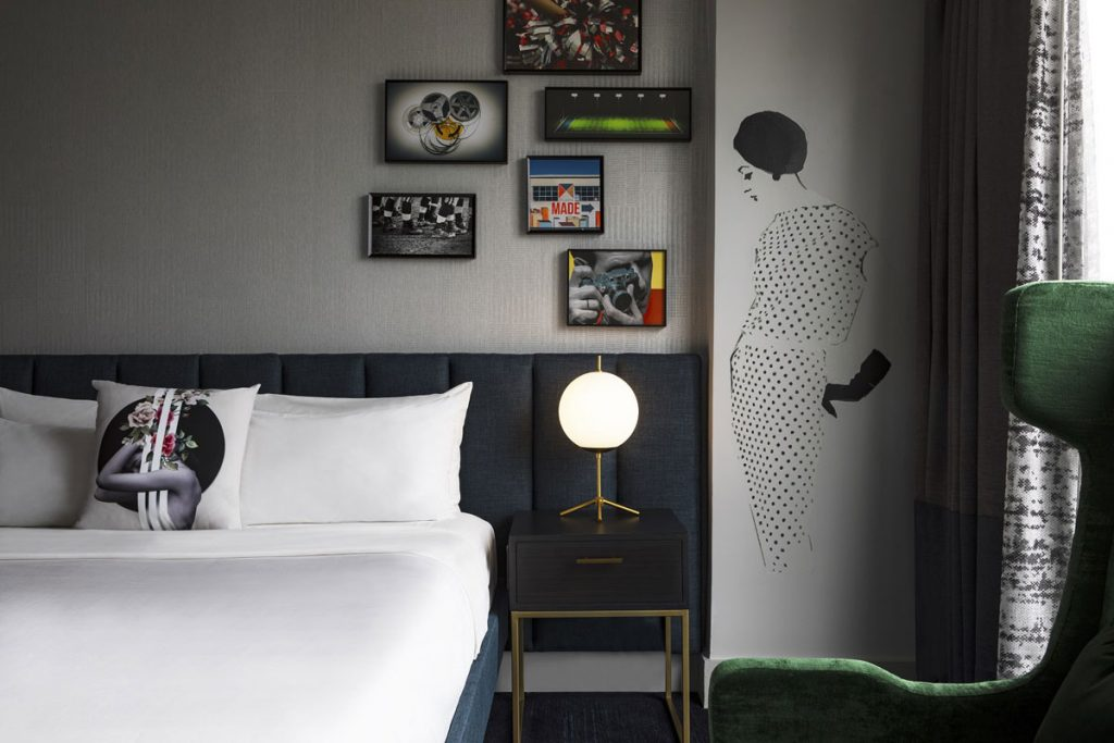 residential design, Inspiring Interiors: Hotel bedrooms to visit this Summer