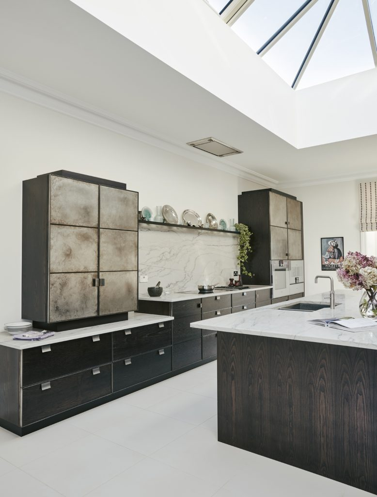 , Residential Cheshire Kitchen Design For New Build