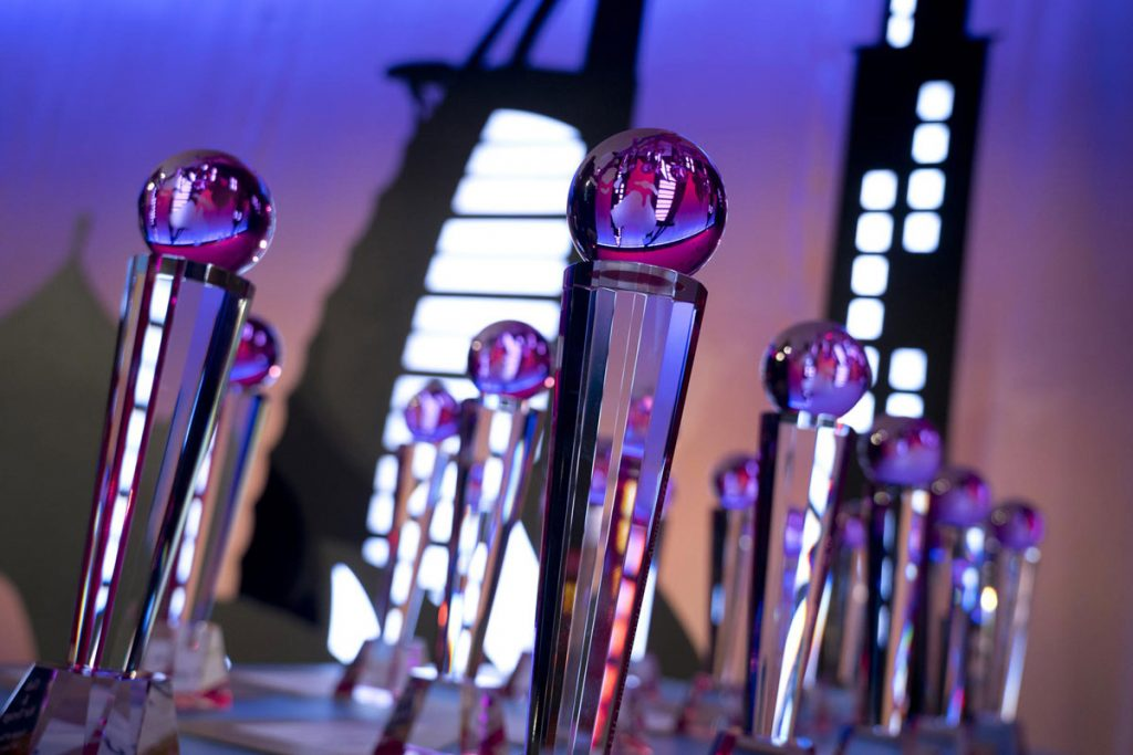 Why entering awards is good for business