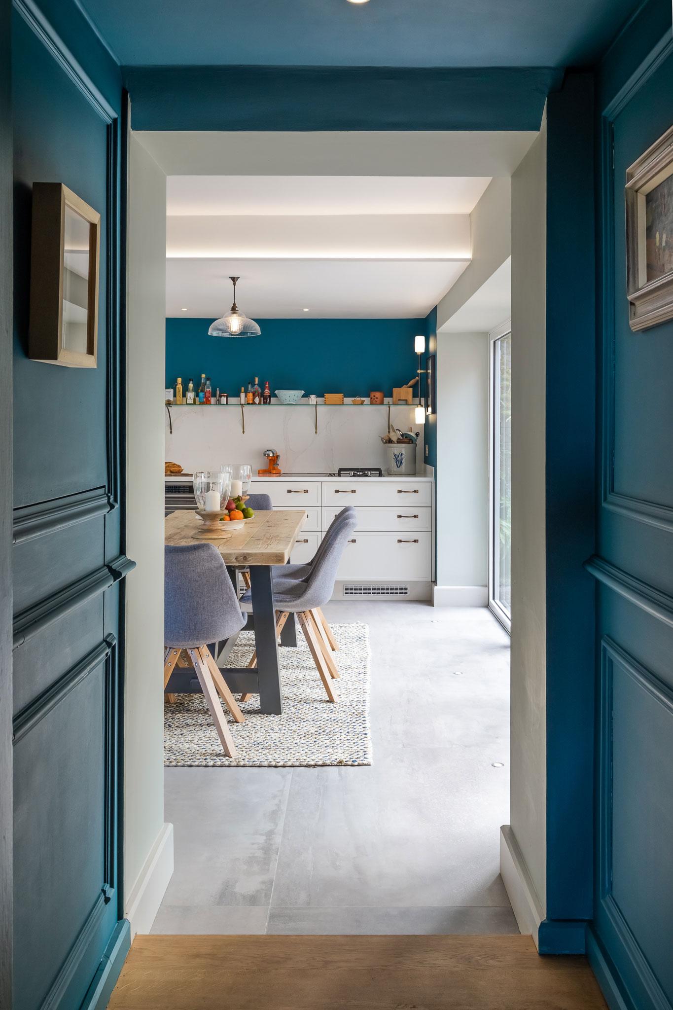 kitchen remodel, Modern Kitchen Remodel Transforms Communal Space