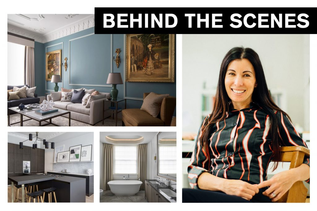 Behind the Scenes with Roselind Wilson