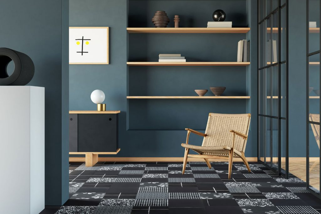 Mutina Brings New Meaning to Monochrome for Parkside