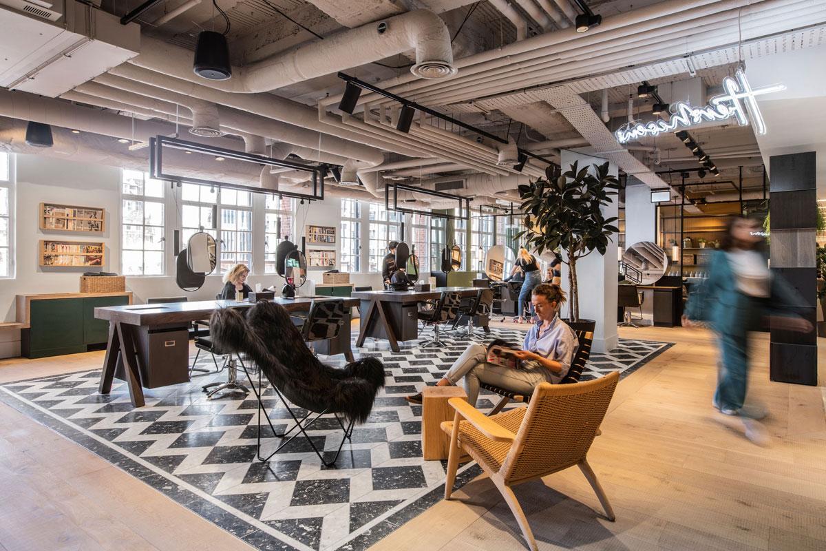 Knightsbridge Super Salon Becomes Beauty One Stop Shop