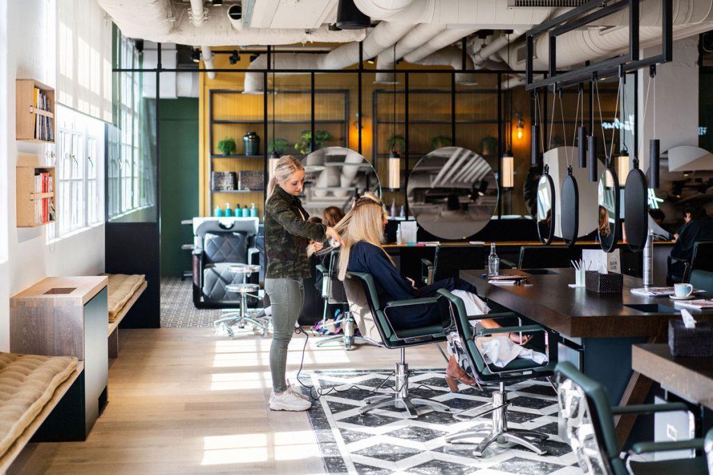, Knightsbridge Super Salon Becomes Beauty One Stop Shop