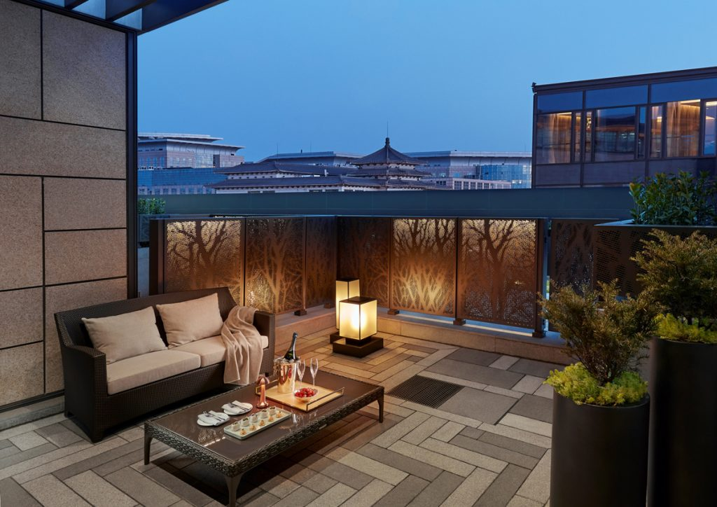, Modern, Eclectic Beijing Hotel Inspired By New and Old