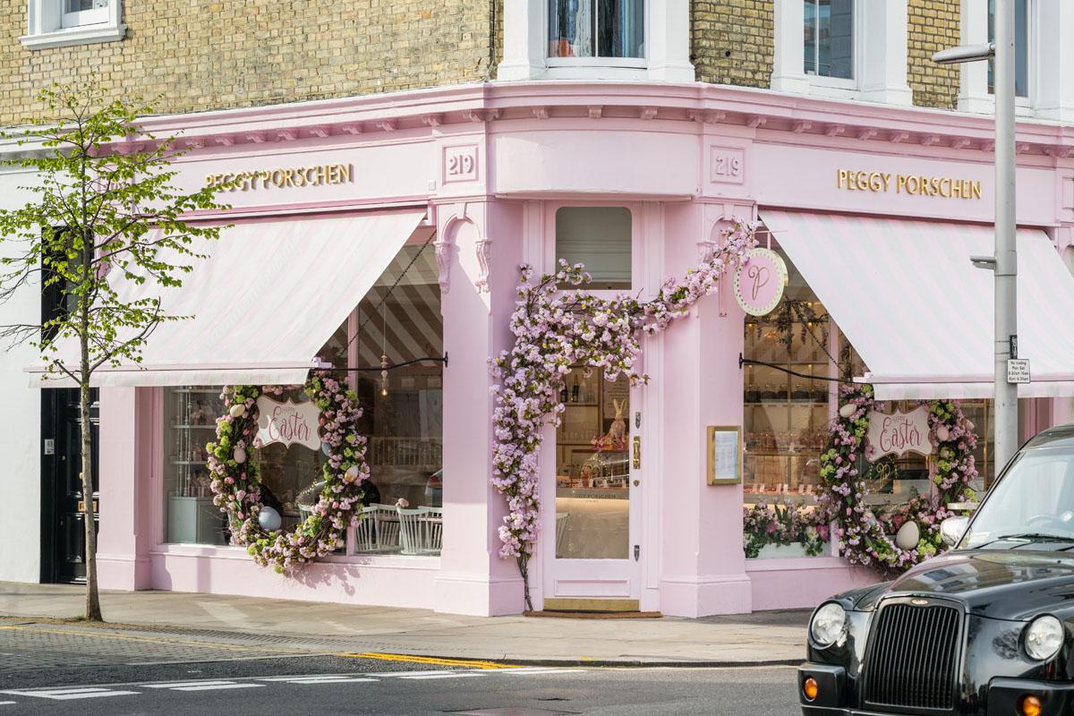 Restaurant Design Creates All Day Destination For Flagship Store