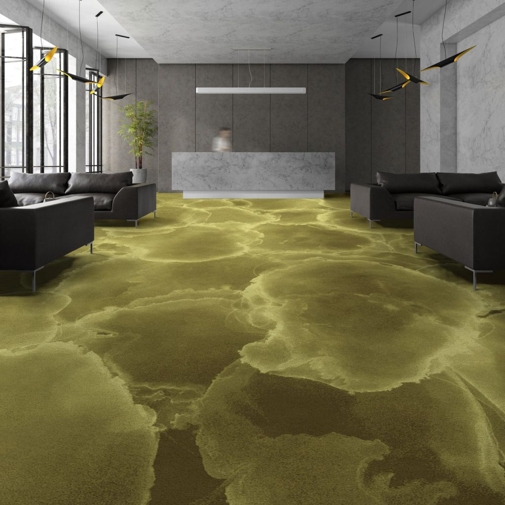"""carpet design, A Designer's """"Retreat"""" During COVID-19 Lockdown Inspires a New Carpet Collection"""