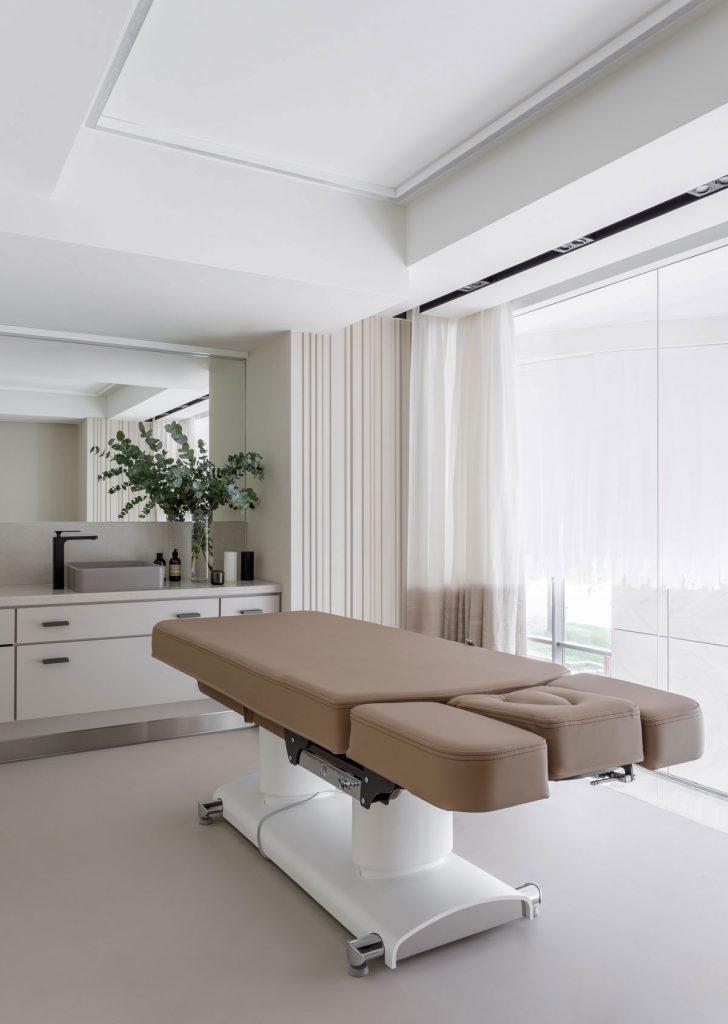 , Wellness Centre Fosters Calming and Progressive Design