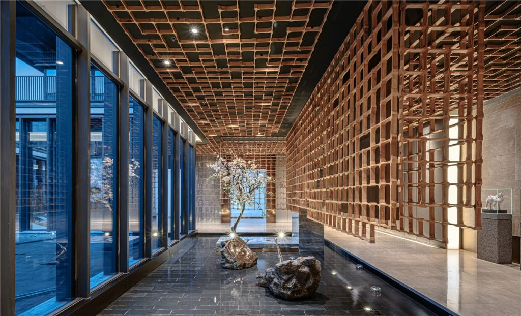 , Club House Design Harmonises Nature and Architecture