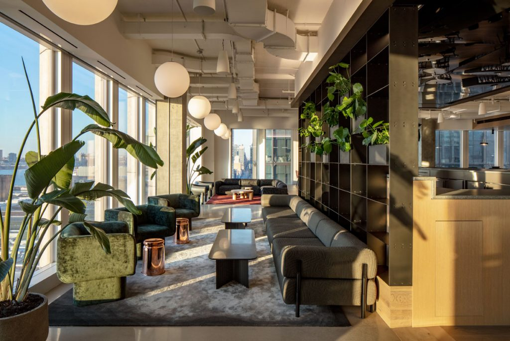 Designing bespoke carpet solutions for Equinox Headquarters