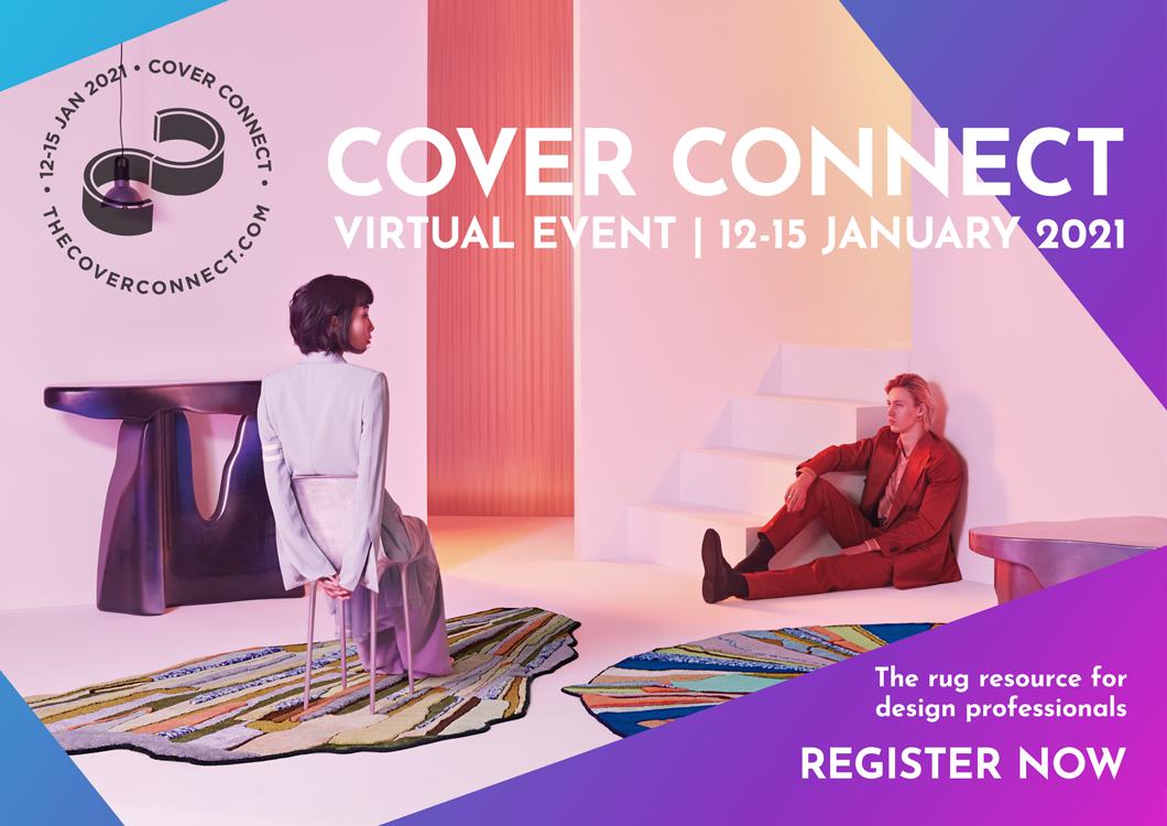Explore the new virtual event for interior design professionals, COVER Connect
