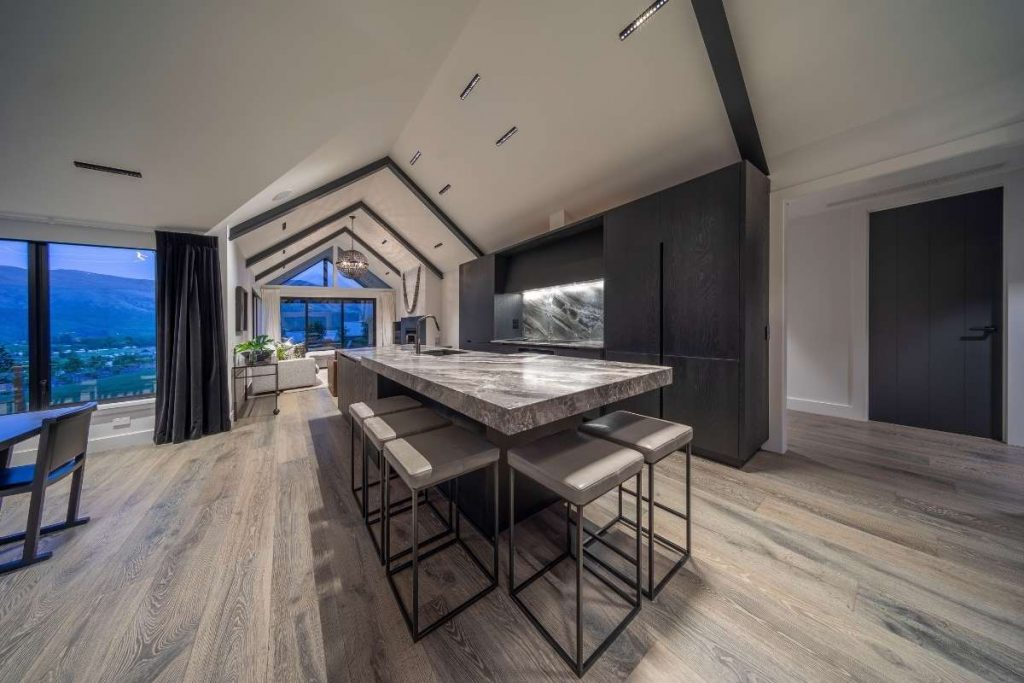 , Modern Kitchen Design Becomes Heart of Family Home