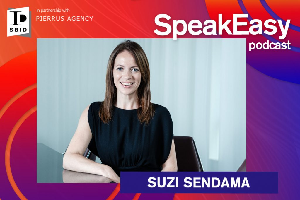 Navigating the corporate world as a woman in business with Suzi Sendama