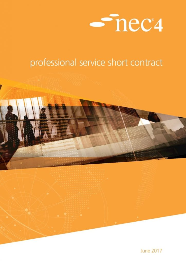 professional service contract, Professional Service Contracts