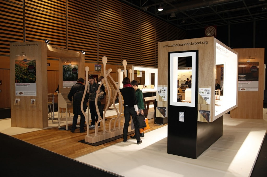 Wood Stock: Inspiring Design in American Hardwood