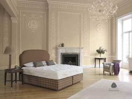 Vi-Spring becomes the first bed-maker to achieve the Woolmark