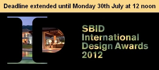 SBID AWARDS DEADLINE IS EXTENDED!