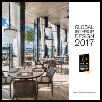 Sbid Global Interior Design Book 2017