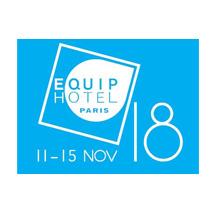 EquipHotel 2018 logo for interior design events calendar