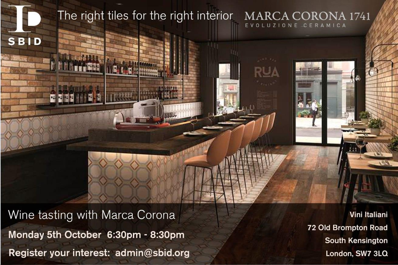 SBID Seminar - Marca Corona - Society of British and International ...