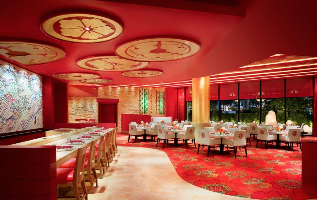 Wynn Macau_Mizumi from Entrance3