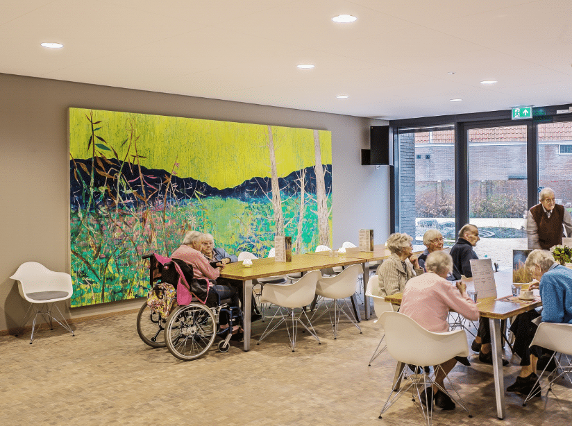 Project Of The Week – Willibrord Nursing Home