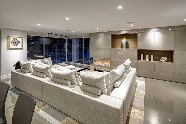 Living Area Interior Design