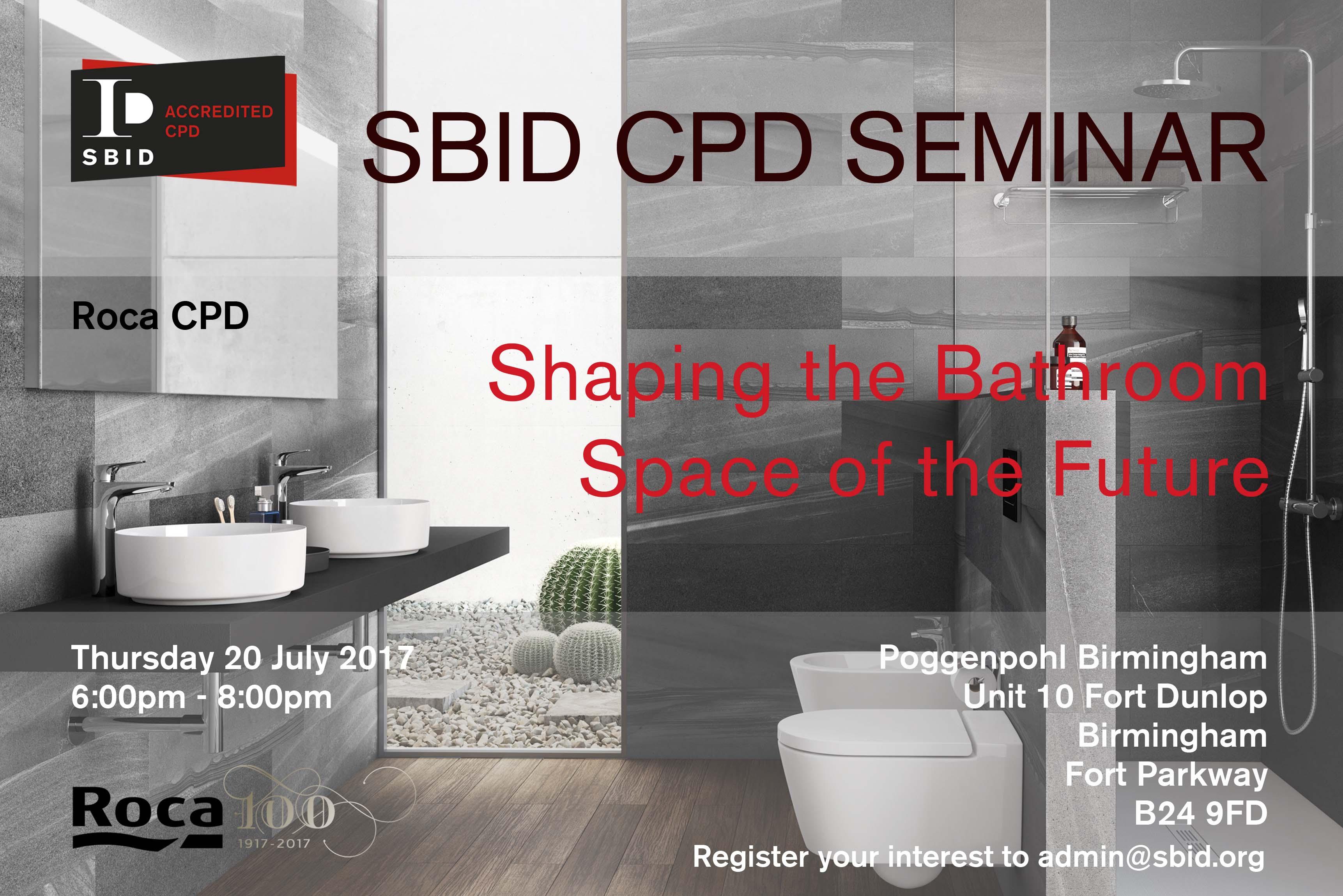 SBBID CPD Seminar