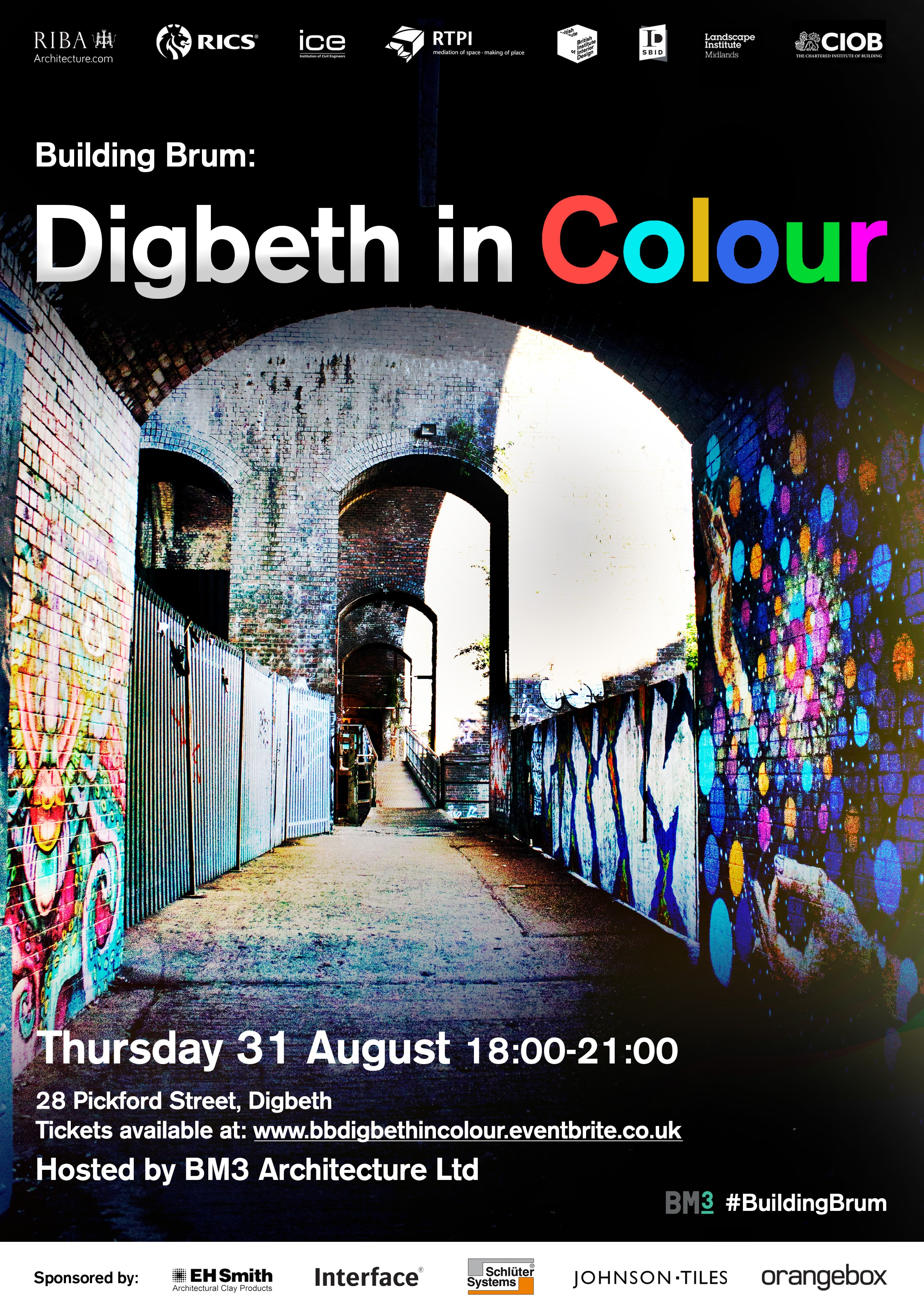 Building Brum: Digbeth in Colour - Society of British and