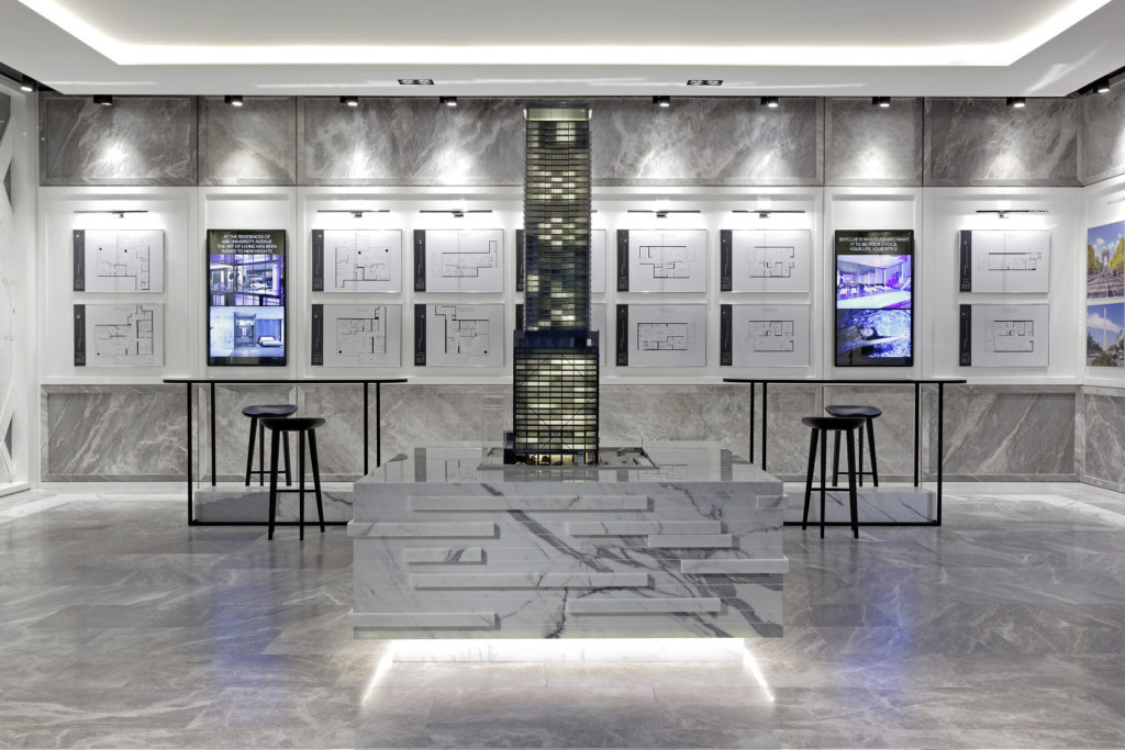 Presentation Centre, Canada, Toronto, Interior Design, Luxury