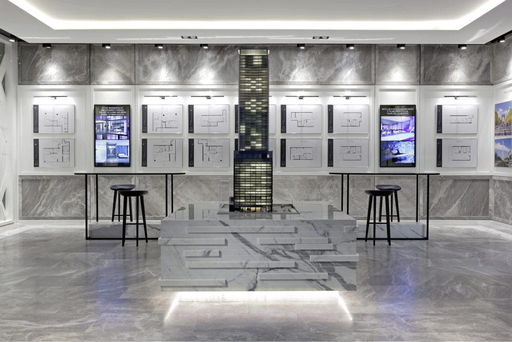 Presentation Centre, Canada, Toronto, Interior Design, Luxury