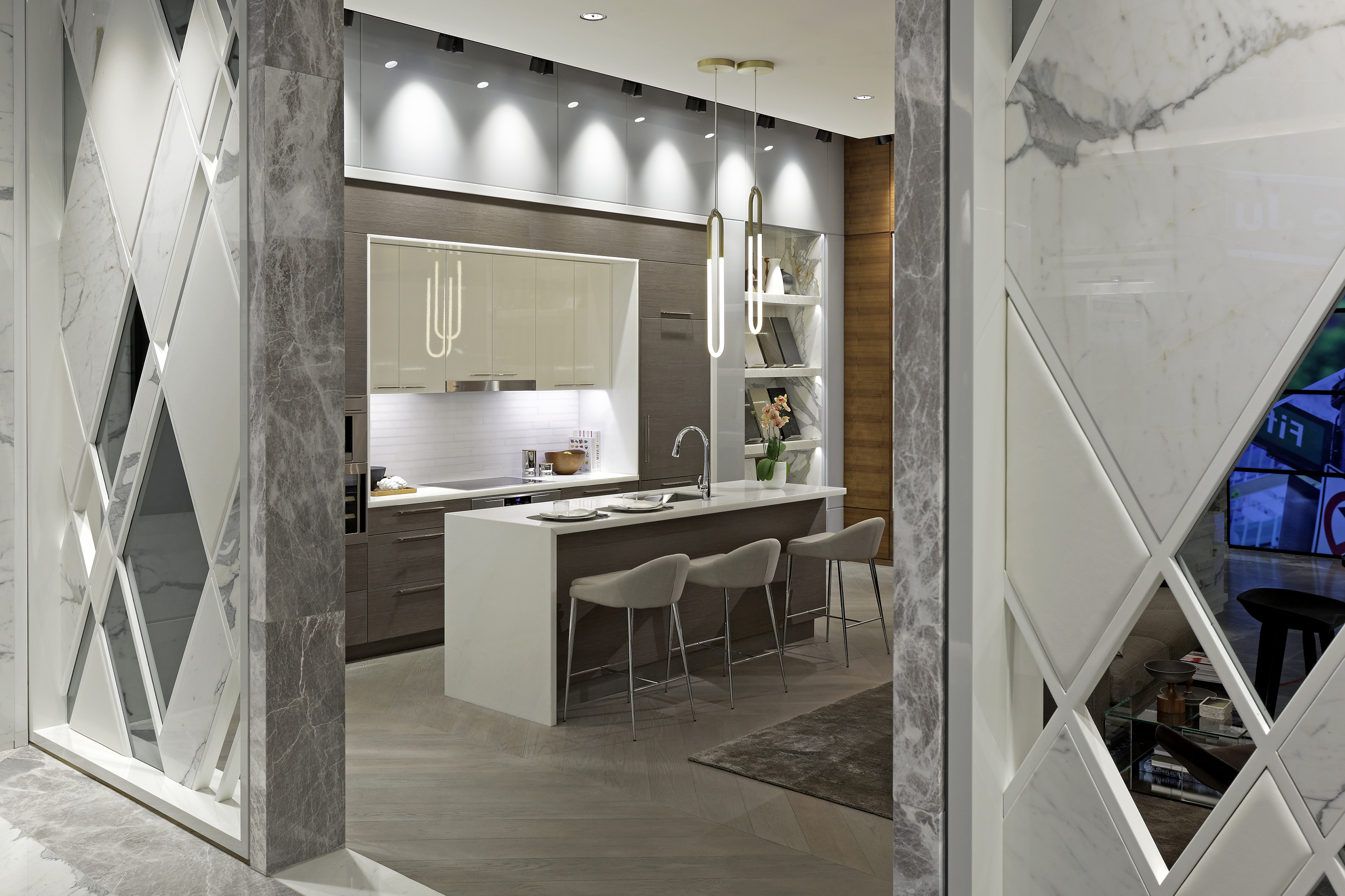 Marble Kitchen Design