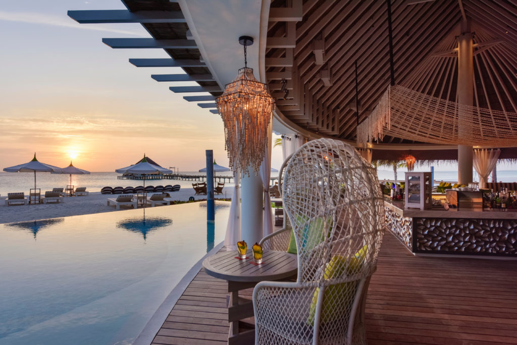 Kanuhura Resort Maldives, Maldives, Beach, Resort, Wanderlust, Muza Lab