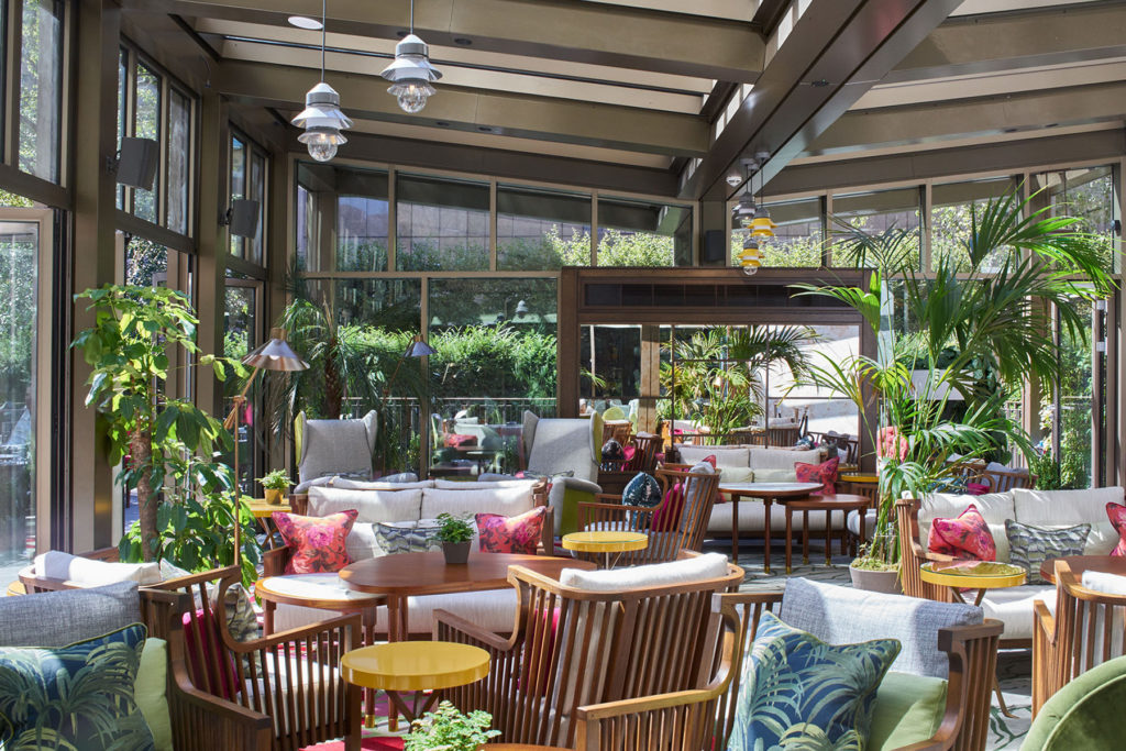interior design, Project Of The Week – Devonshire Club