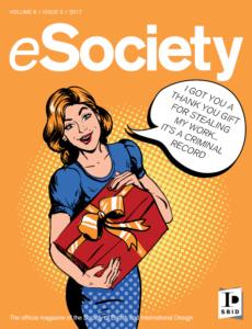 SBID interior design magazine, eSociety, Volume 6 Issue 3