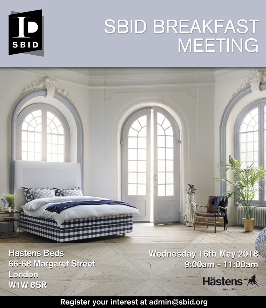 modern bedroom interior design with hastens beds breakfast meeting invite