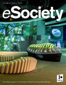 SBID interior design magazine, eSociety, Volume 6 Issue 4